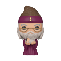 Фигурка Funko POP! Harry Potter: Dumbledore with Baby Harry 48067