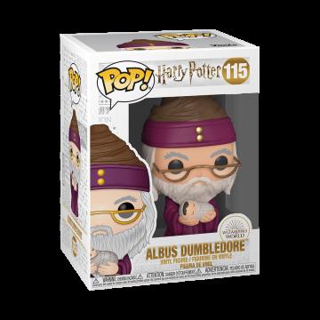 Фигурка Funko POP! Harry Potter: Dumbledore with Baby Harry 48067