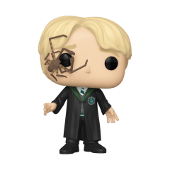 Фигурка Funko POP! Harry Potter: Malfoy with Whip Spider 48069