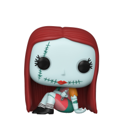 Фигурка Funko POP! The Nightmare Before Christmas: Sally Sewing 48180