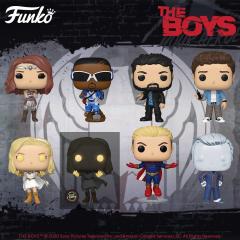Фигурка Funko POP! The Boys: Homelander Exclusive 48185