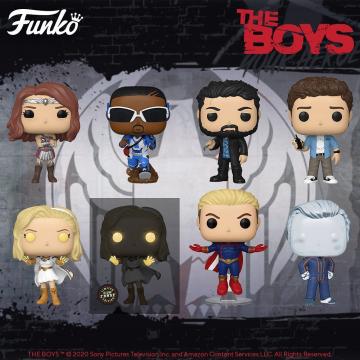 Фигурка Funko POP! The Boys: Translucent 48195