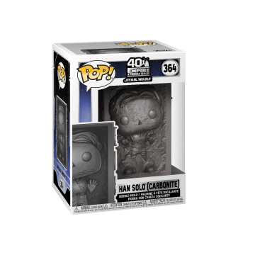 Фигурка Funko POP! Star Wars: Han in Carbonite 48328