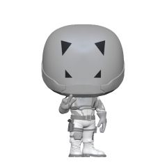Фигурка Funko POP! Fortnite: Scratch 48462