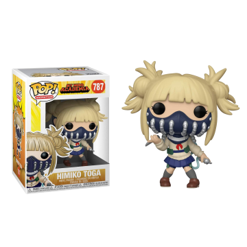 Фигурка Funko POP! My Hero Academia: Himiko Toga with Face Cover 48471