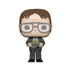 Фигурка Funko POP! The Office: Dwight Schrute 48498