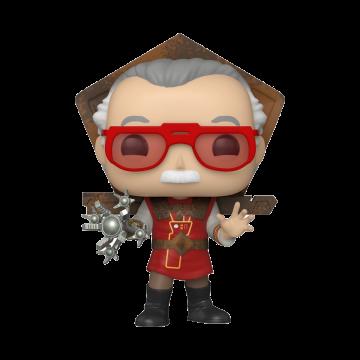 Фигурка Funko POP! Bobble: Marvel: Thor Ragnarok: Stan Lee 48565