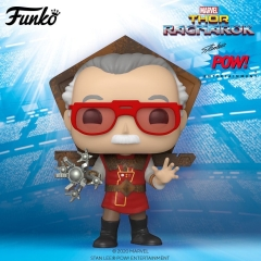Фигурка Funko POP! Bobble: Marvel: Thor Ragnarok: Stan Lee 48565