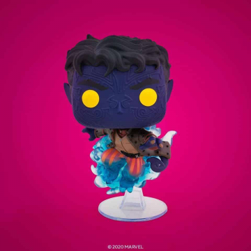 Фигурка Funko POP! X-Men: Nightcrawler teleporting 48567