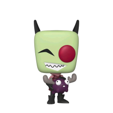 Фигурка Funko POP! Invader Zim: Zim with Minimoose Exclusive 48574