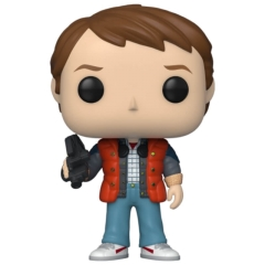 Фигурка Funko POP! Back to The Future: Marty in Puffy 48705