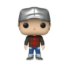 Фигурка Funko POP! Back to The Future: Marty in Future Outfit 48707