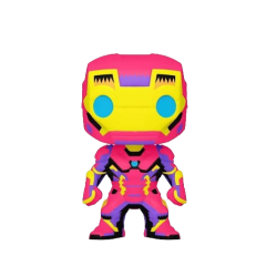 Фигурка Funko POP! Black Light: Iron Man Exclusive 48846