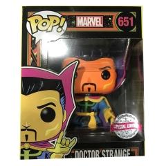 Фигурка Funko POP! Black Light: Doctor Strange Exclusive 48848