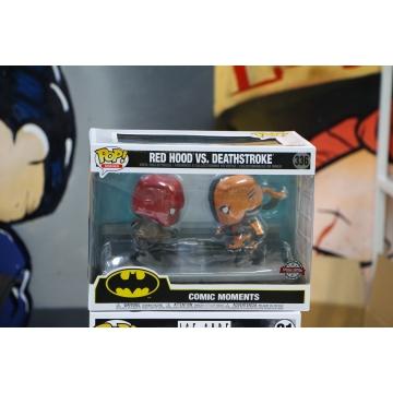Фигурка Funko POP! DC Comics: Red Hood vs Deathstroke (Exclusive) 48886