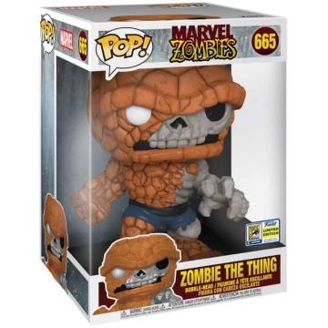"Фигурка Funko POP! Marvel Zombies: The Thing 10"" Inch Exclusive 48901"