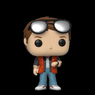 Фигурка Funko POP! Back to The Future: Marty checking Watch Exclusive 48907