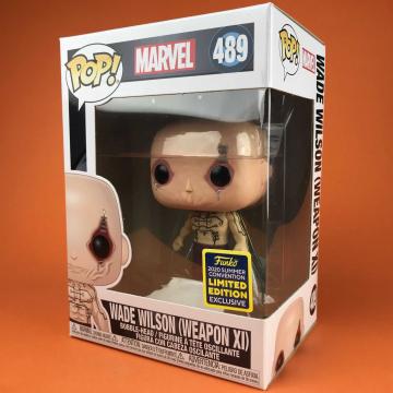 Фигурка Funko POP! Marvel: Wade Wilson Exclusive 48908