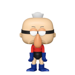 Фигурка Funko POP! Spongebob: SquarePants Barnacle Boy Exclusive 48915