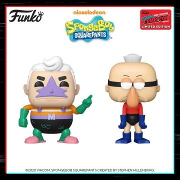 Фигурка Funko POP! Spongebob: SquarePants Barnacle Boy Exclusive 48915