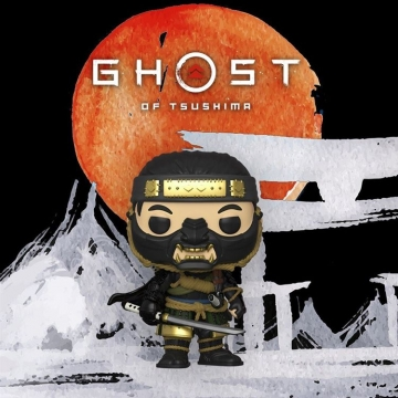 Фигурка Funko POP! Ghost of Tsushima: Jin Sakai 49041