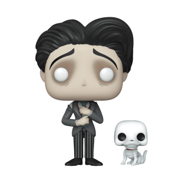 Фигурка Funko POP! Corpse Bride: Victor with Scraps 49045