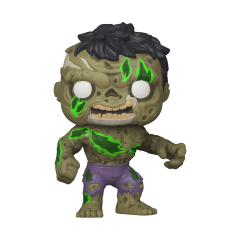 Фигурка Funko POP! Marvel Zombies: Zombie Hulk 49121
