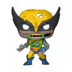 Фигурка Funko POP! Marvel Zombies: Zombie Wolverine 49123