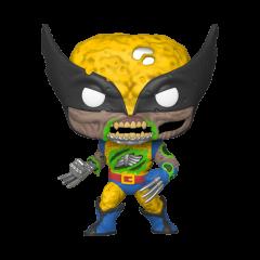 Фигурка Funko POP! Marvel Zombies: Zombie Wolverine 49123