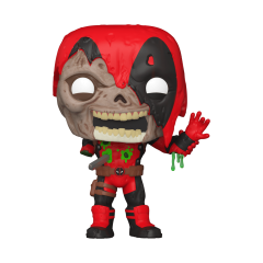 Фигурка Funko POP! Marvel Zombies: Zombie Deadpool 49126