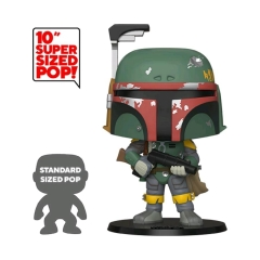 "Фигурка Funko POP! Star Wars: 10"" Inch Boba Fett Exclusive 49239"