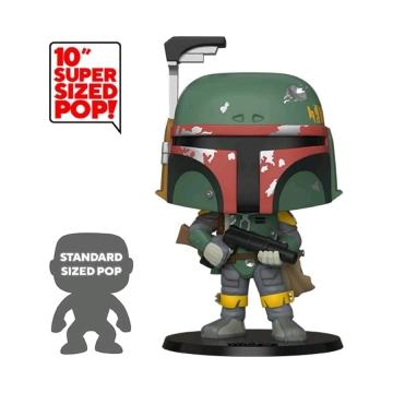 "Фигурка Funko POP! Star Wars: 10"" Inch Boba Fett Exclusive 49239"