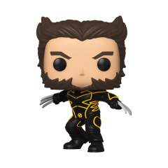Фигурка Funko POP! X-Men: Wolverine in jacket 49282
