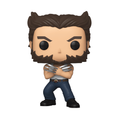 Фигурка Funko POP! X-Men: Wolverine In Tanktop 49283