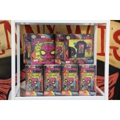 Набор Funko POP and Tee: Spider-Man Black Light (S) 49521