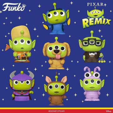 Фигурка Funko POP! Disney: Pixar Alien Remix: Mrs. Incredible 49602