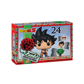 Адвент календарь Funko Dragon Ball Z 49660