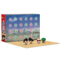 Адвент календарь Funko Dragon Ball Z 49660