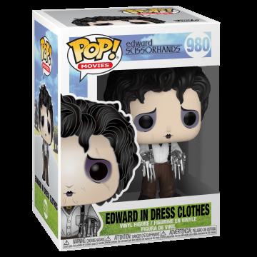 Фигурка Funko POP! Edward Scissorhands: Edward in Dress Clothes 49698