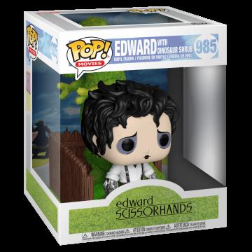 Фигурка Funko POP! Edward Scissorhands: Edward with Dinosaur Shrub 50274