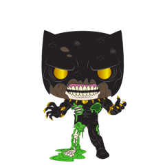 Фигурка Funko POP! Marvel Zombies: Zombie Black Panther 50339