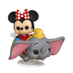 Фигурка Funko POP! Disneyland 65th Anniversary: Flyng Dumbo Ride with Minnie 50570