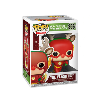 Фигурка Funko POP! Holiday: Rudolph Flash 50654