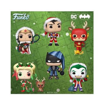 Фигурка Funko POP! Holiday: Harley Quinn with Helper Buddy 50656