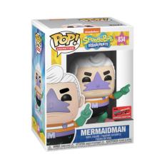 Фигурка Funko POP! Spongebob: SquarePants Mermaid Man Exclusive 50673