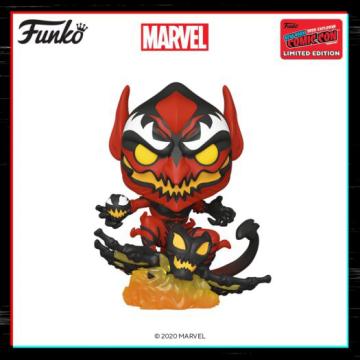 Фигурка Funko POP! Marvel: Red Goblin Exclusive 50674