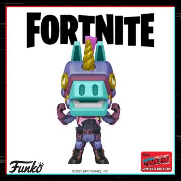 Фигурка Funko POP! Fortnite: Bash Exclusive 50693