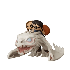 Фигурка Funko POP! Harry Potter: Dragon with Harry, Ron and Hermione 50815