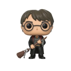 Фигурка Funko POP! Harry Potter: Harry With Firebolt (Exclusive) 51