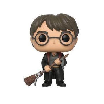 Фигурка Funko POP! Harry Potter: Harry With Firebolt (Exclusive) 51
